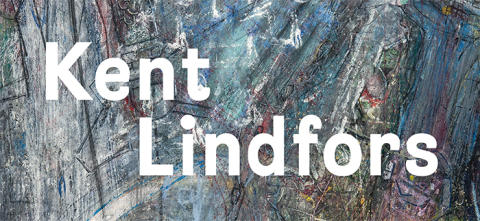 Pressinbjudan: Kent Lindfors på Göteborgs konstmuseum
