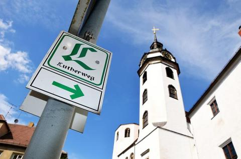 Der Lutherweg in Sachsen – eine Wanderung im Zeichen der Reformation