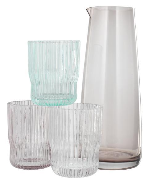 GlassCLAES - karaff UNO