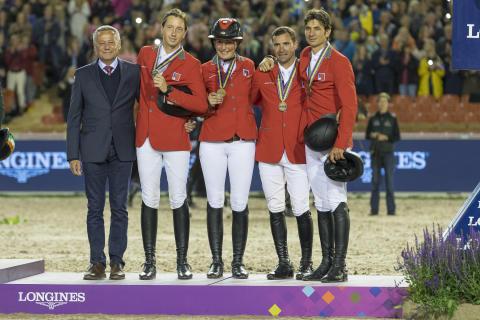 European Championships Jumping