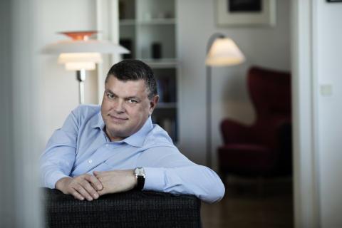 Fmd. for Foreningen Norden, Mogens Jensen (MF)