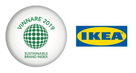 Från slit och släng till hållbara material, IKEA bäst på hållbarhet