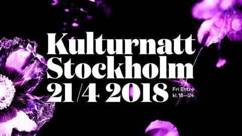 Fria Ligan förlag på Kulturnatt Stockholm - Kultister, döskallar och gudinnor väntar