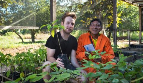 BLOG 5: Skov og oprindelige folk