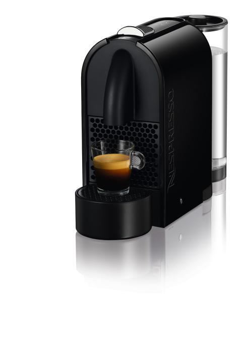 Nespresso U Pure Black