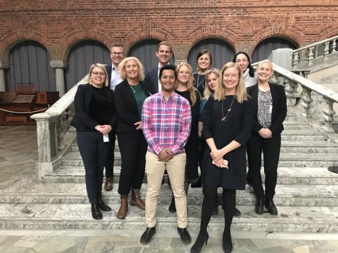 TUI undertecknar Stockholms Klimatpakt