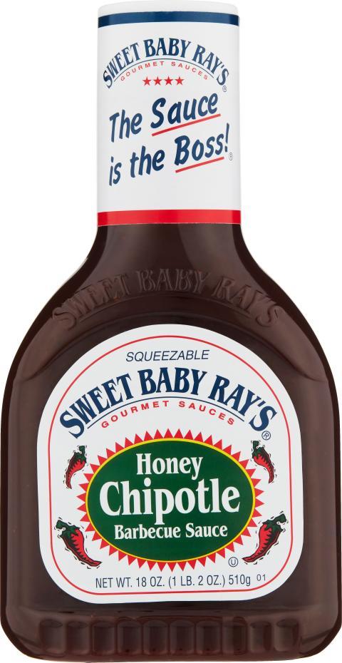 Sweet Baby Ray's BBQ Honey Chipotle