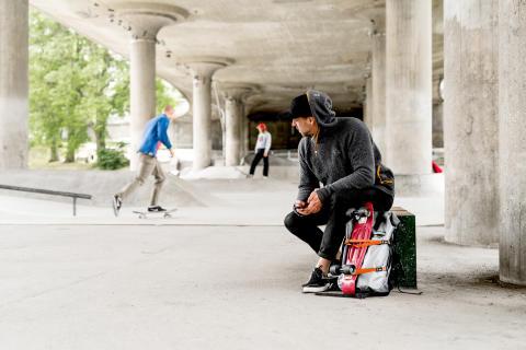 Silva_360 ryggsäckar_skateboard_web