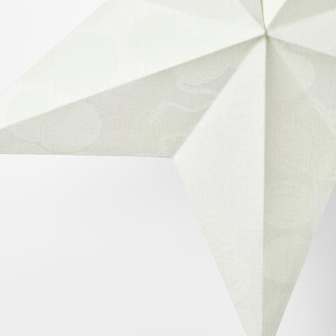 Svenskt_Tenn_Lamp_Advent_Star_Fabric_Celotocaulis_Vit_3