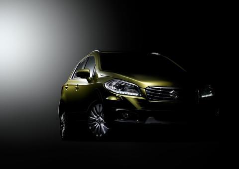 Verdenspremiere på ny Suzuki C-segment crossover i Geneve