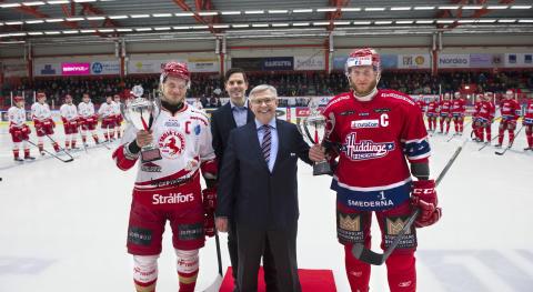 48 klubbar eniga. Hockeyettan är Sveriges viktigaste liga!