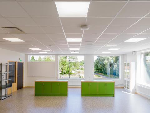 Nyköpings högstadium - en skola för Proton Lighting