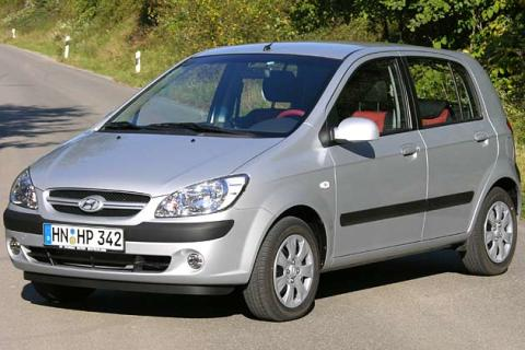 Hyundai Getz 4-door