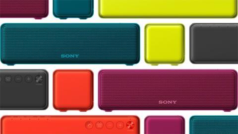 SRS-HG1 von Sony_Gruppe