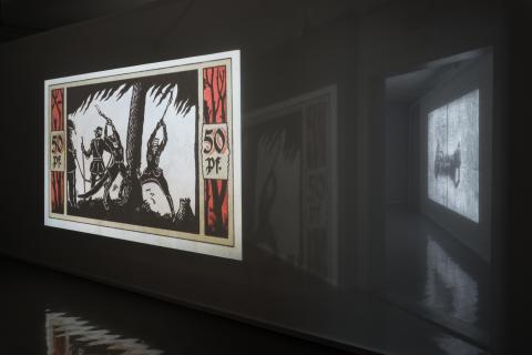 Möte med konstnären Lina Selander på Örebro läns museum