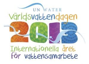 Idag är det Världsvattendagen!