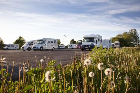 Nordic Camping & Resort först ut med helautomatisk tömnings- och rengöringsstation