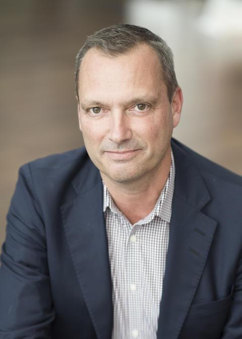 Mats Paulsson, säkerhetsdirektör Swedavia och Stockholm Arlanda Airport