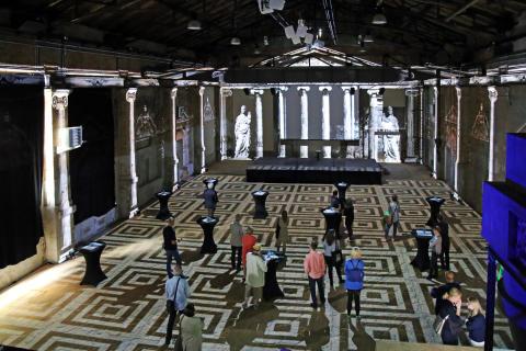 """Kunstobjekte überlisten die Wahrnehmung: Kunstkraftwerk Leipzig präsentiert eine Deutschlandpremiere von """"ILLUSION. Nothing is as it seems"""""""
