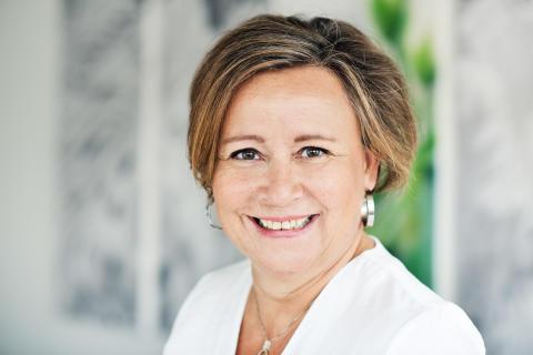 Kari-Lill Ljøstad, kommunikasjonssjef