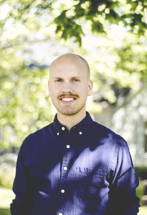 Jonas Hansson är forskare och doktorand på avdelningen Mikro- och nanosystem på KTH.
