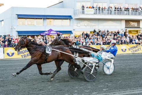 Propulsion vinner Norrbottens Stora Pris 2018