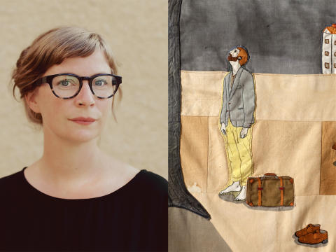 Ida-Lovisa Rudolfsson årets Unga konsthantverkare