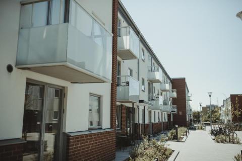 Antalet beviljade bygglov indikerar minskat bostadsbyggande 2020