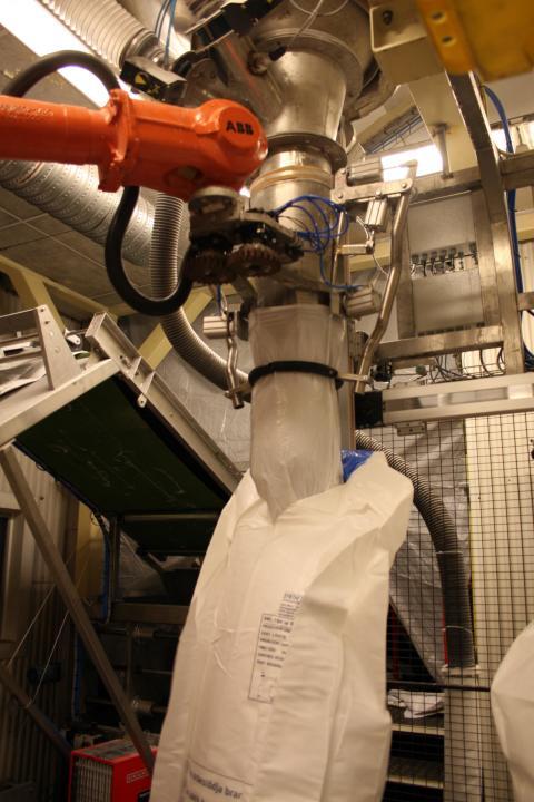 Portabulk FAB Robot