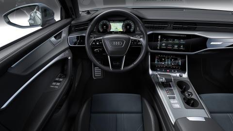 Audi A6 allroad quattro cockpit