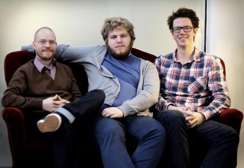Mynewsdesk Developers Win at 24 Hour Business Camp