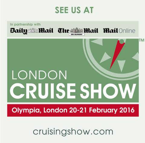 ​Panasonic to Exhibit at the London Cruise Show