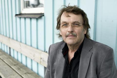 Mats Ahlstedt författarfoto