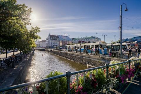 Gøteborg er EU's smarteste by