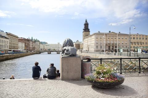 Nur zur Kieler Woche: Mit Stena Line zum halben Preis nach Göteborg