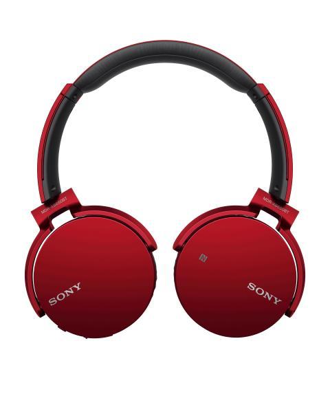MDR-XB650BT de Sony_Rouge_02