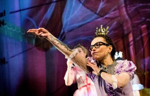 Örebro länsteaters Befrielsefronten utvald till Scenkonstbiennalen 2017