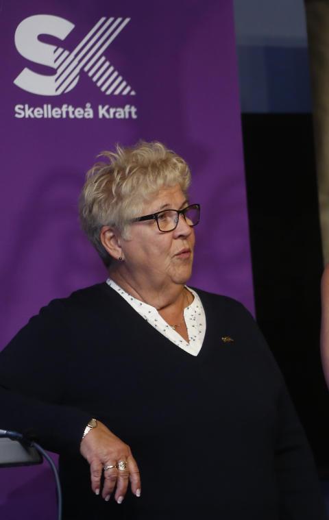 Från presskonferens i Almedalen om Northvolts etablering.