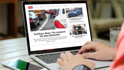 Egmont satsar på digitala läsarintäkter