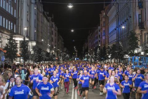 Midnattsloppet Stockholm 2015