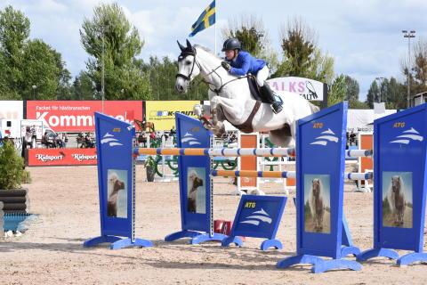 Premiär i ATG Rider's League på Strömsholm