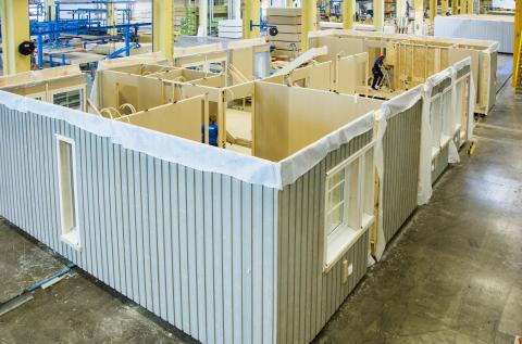   Älvsbyhus-konserni on rakentanut jo 40 000 taloa