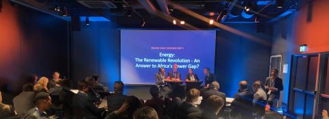 Fra Zanzibar til Norge for å lære om fornybar energi