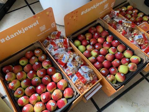 20190423 dankjewel-actie wafels en appels
