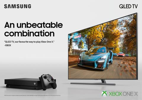 Samsung och Xbox: En oslagbar kombination når Europa