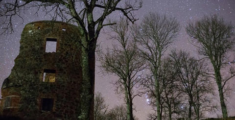 Ruinens hemlighet - aktivitet Rånäs Slott