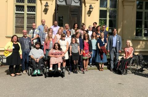 Sommarskola om funktionsrätt arrangeras för andra året