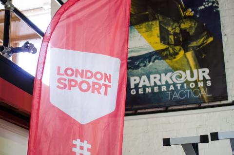 London Sport, Parkour, LDN Moves Me