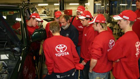 Nordvik lanserer lokal fagutdanning innen bilskade