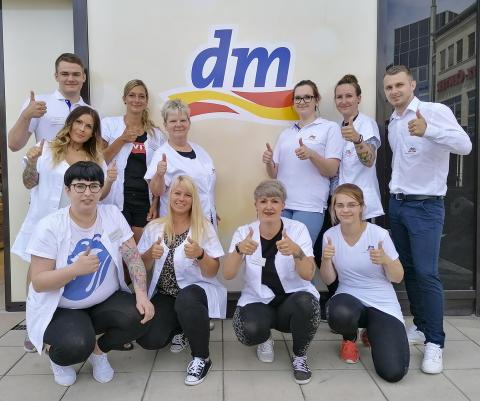 Mitten im Friedrich-Engels-Ring – dm kommt nach Neubrandenburg